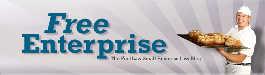 Free Enterprise - The FindLaw Small Business Law Blog