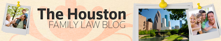 The Houston Family Law Blog