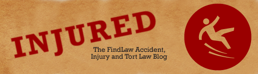 Injured - The FindLaw Accident, Injury and Tort Law Blog