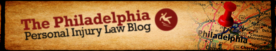 The Philadelphia Personal Injury Law Blog